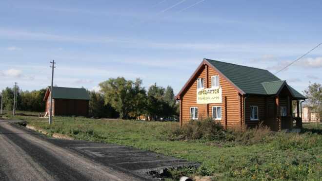 Коттеджный поселок Большое Скрябино